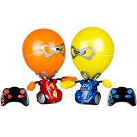 Silverlit 2-delige Ballonrobotset Robo meerkleurig