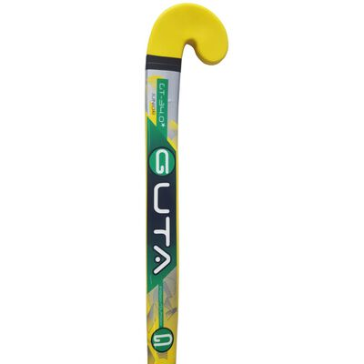 GUTA Straathockeystick 34'' met bal geel