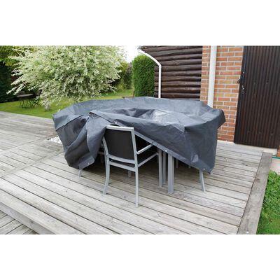 Nature Tuinmeubelhoes voor ronde tafels 325x325x90 cm