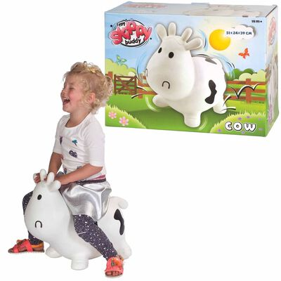 My Skippy Buddy Skippy dier Skippy Cow wit KH1-23