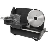 Bestron Snijmachine 150 W roestvrij staal AFS9003