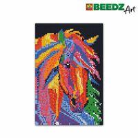 Ses Creative Beedz Art Strijkkralen Paard Fantasie 45.5x30 Cm 7000...