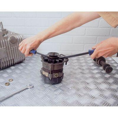 Draper Tools 4-delige koevoet set zwart 35396