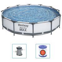 Bestway Steel Pro MAX Zwembadset 366x76 cm
