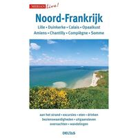 Deltas reisgids Merian live: Noord-Frankrijk