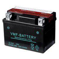 VMF Powersport Liquifix accu 12 V 3 Ah MF YTX4L-BS