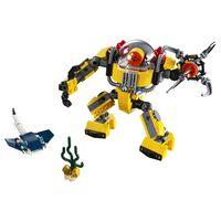 Lego Creator 31090 3in1 Onderwaterrobot