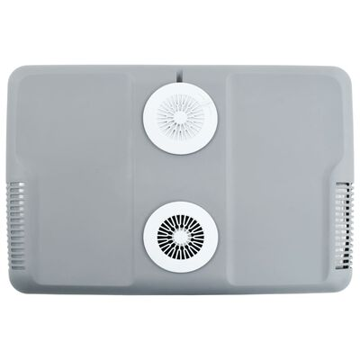 vidaXL Koelbox thermo-elektrisch draagbaar 12 V 230 V A++ 45 L
