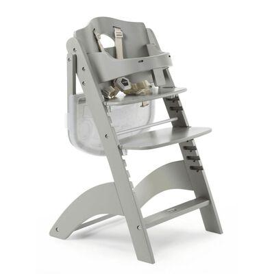 CHILDHOME Kinderstoel 2-in-1 Lambda 3 steengrijs