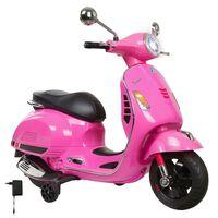 Jamara Speelgoedscooter Vespa GTS 125 12 V roze