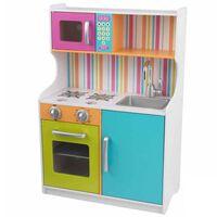 KidKraft Speelgoed keuken Bright Toddler 60x30,5x87,9 cm 53378