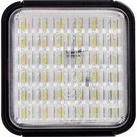 Carpoint achteruitrijlamp 12 Volt led 95 x 95 mm wit