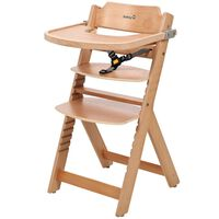 Safety 1st Timba Kinderstoel natural hout 27620100