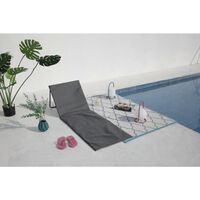 Intimo Garden Lazio Strandmatten 2 Pack - Grijs