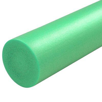 vidaXL Yoga schuimrol 15x90 cm EPP groen