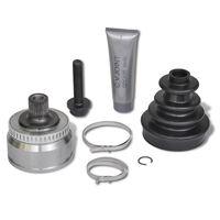 vidaXL 7-delige Aandrijfas koppelstukkenset wielzijde Audi/VW/Skoda