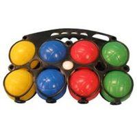 Longfield Games Angel Sports Jeu de Boules ballen 8 stuks plastic