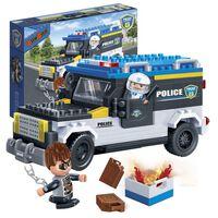 BanBao Politie Hummer 7005