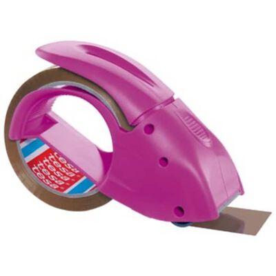Tesapack handdispenser Pack 'n Go, roze