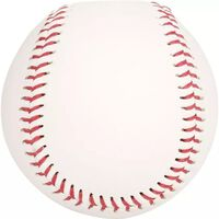 Abbey Honkbal 7cm Wit