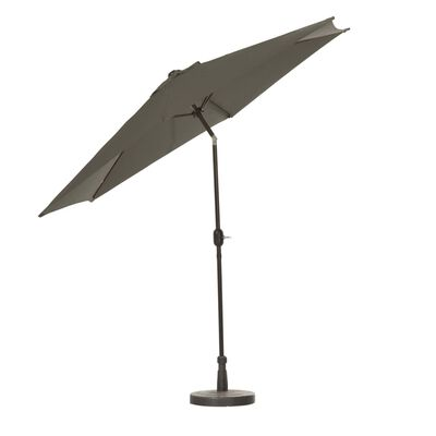 Madison Parasol Tenerife 300 cm grijs
