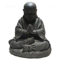 Boeddha Beeld Zittend | Mediterend Boeddhabeeld 53 Cm Boeddha