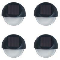 Luxform Tuinwandlampen 4 st Ivy solar LED