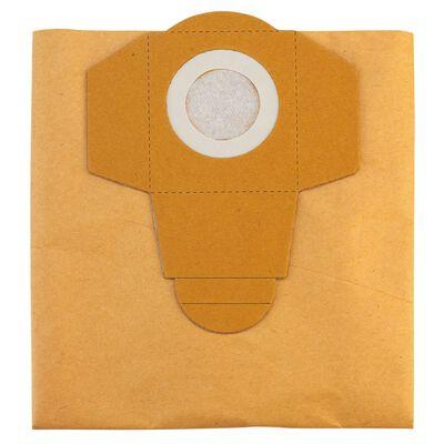 Einhell stofzuigerzakken voor nat-/droogzuigers 25 liter 5 stuks