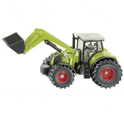 Siku Tractor Claas Axion 850  met voorlader 1:50