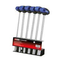 KS Tools T-handvat moersleutel set (6 stuks 6-14mm)