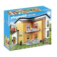 PLAYMOBIL Modern Woonhuis - 9266
