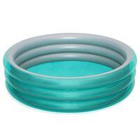 Bestway Zwembad Big Metallic rond 201x53 cm blauw