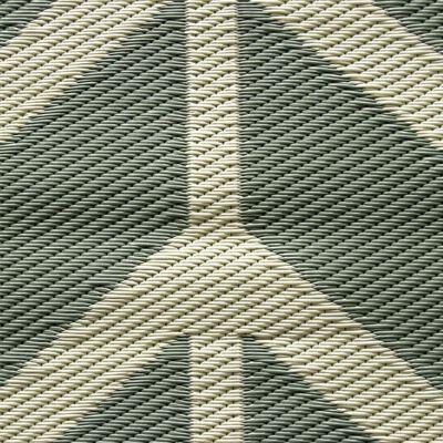Bo-Camp Buitenkleed Chill mat Flaxton 2,7x2 m groen