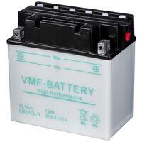 VMF Powersport accu 12 V 19 Ah CB16CL-B