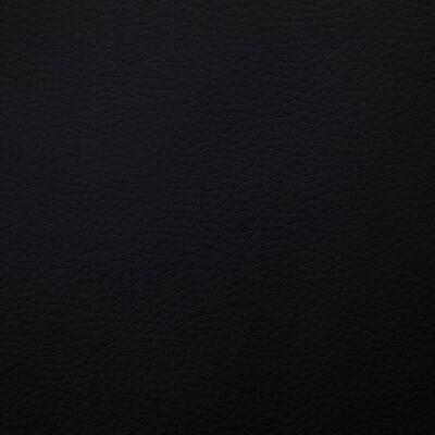 vidaXL Eetkamerstoelen 6 st kunstleer zwart