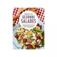 Deltas genieten van gezonde salades
