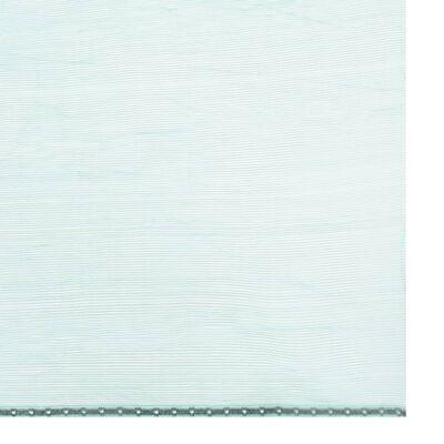 vidaXL Steigernet 2x50 m HDPE groen