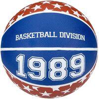 New Port basketbal Division bruin/blauw maat 5