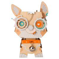 Robotime Bloempot bouwpakket Puppy