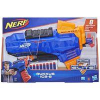 Nerf Elite Rukkus ICS-8 34 cm blauw