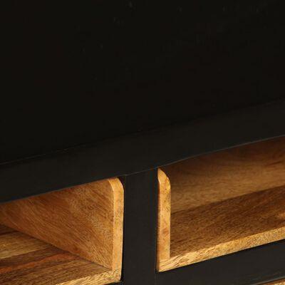 vidaXL Tv-meubel 120x30x50 cm massief mangohout