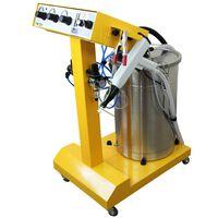 Elektrostatisch Poedercoat Machine-spuitpistool 45l