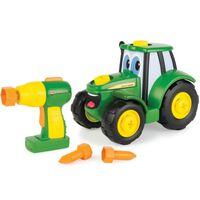 TOMY Johnny Tractor bouwset John Deere