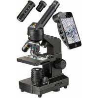 microscoop set 40-1280x incl. smarthphone houder