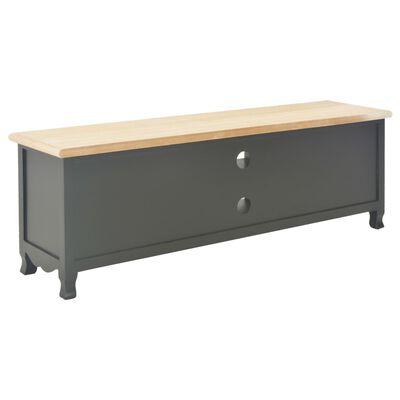vidaXL Tv-meubel 120x30x40 cm hout zwart