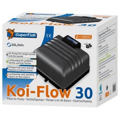 Superfish koi flow 30