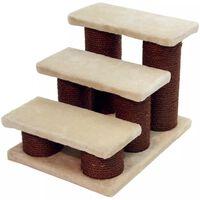 Kerbl Huisdierentrap Easy Climb 45x35x34 cm bruin 82410
