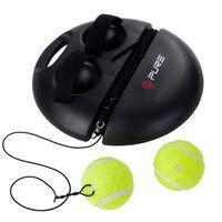 Pure2Improve Tennis Trainer zwart P2I100180