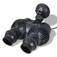 vidaXL Aquarium golven maker 12000 L/u,