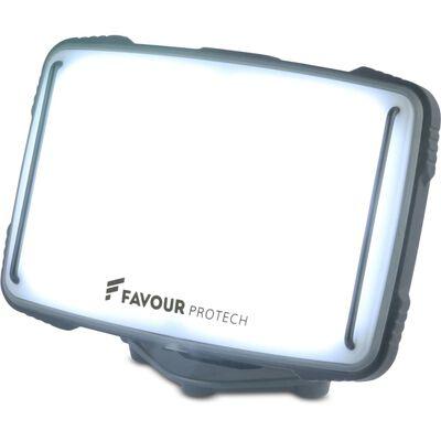 FAVOUR Spotlight PROTECH 1350 lm grijs L0927